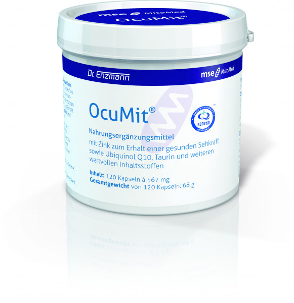 OcuMit® - 120 Kapseln - PZN 16608784