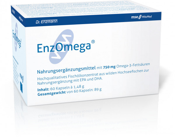 EnzOmega® - 60 Kapseln