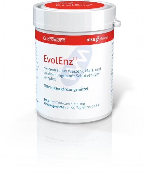 EvolEnz III mse - 90 tablets