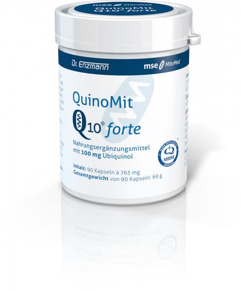 QuinoMit Q10® forte - 90 capsules