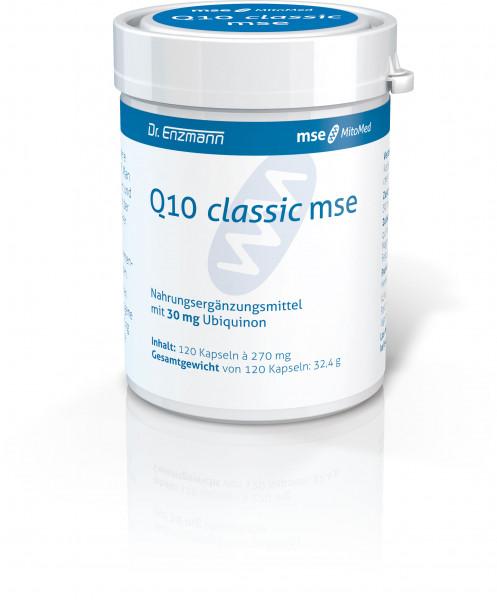 Q10 classic mse - 120 Kapseln - PZN 04679052