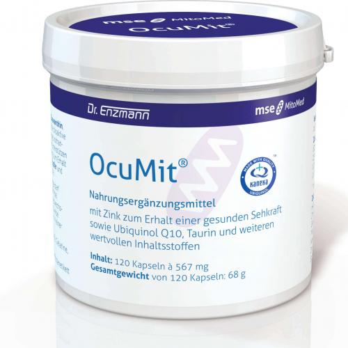 OcuMit® - 120 capsules