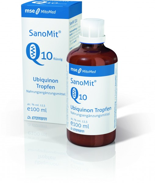SanoMit® Q10 liquid - 100 ml