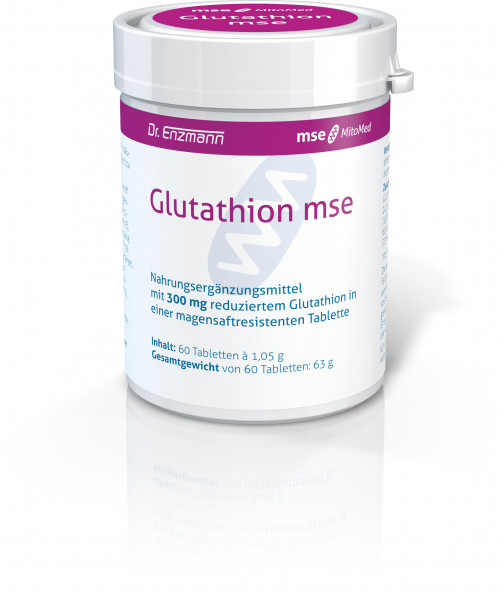 Glutathion mse - 60 Tabletten