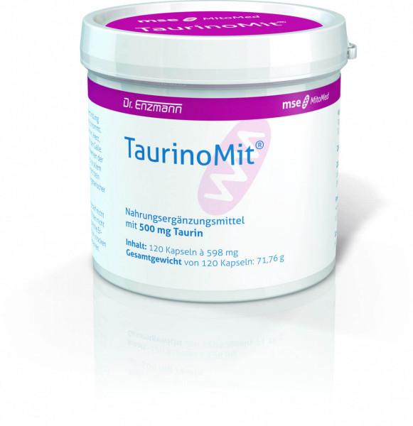 TaurinoMit® - 120 capsules