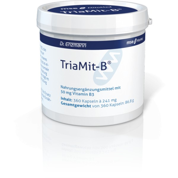 TriaMit-B® - 180 Kapseln