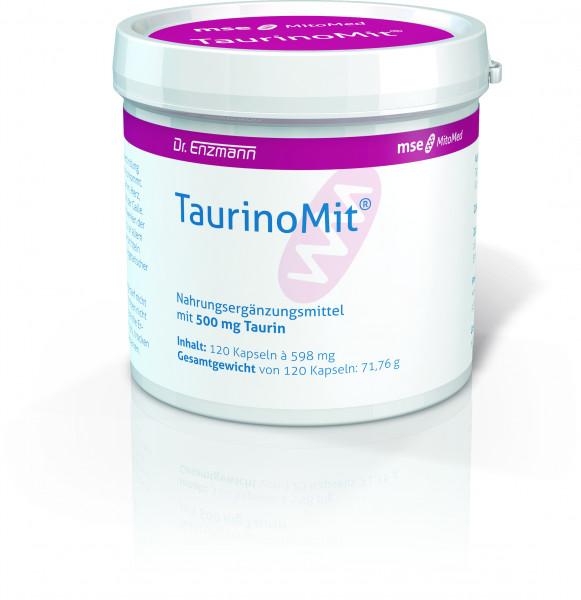 TaurinoMit® - 120 Kapseln