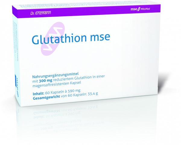 Glutathion mse - 60 capsules