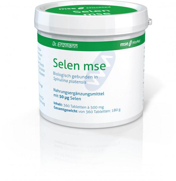 Selen mse - 360 tablets