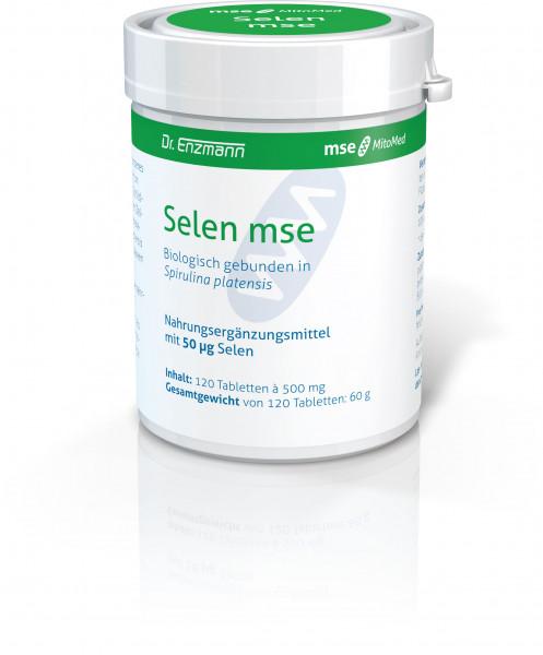 Selen mse - 120 tablets