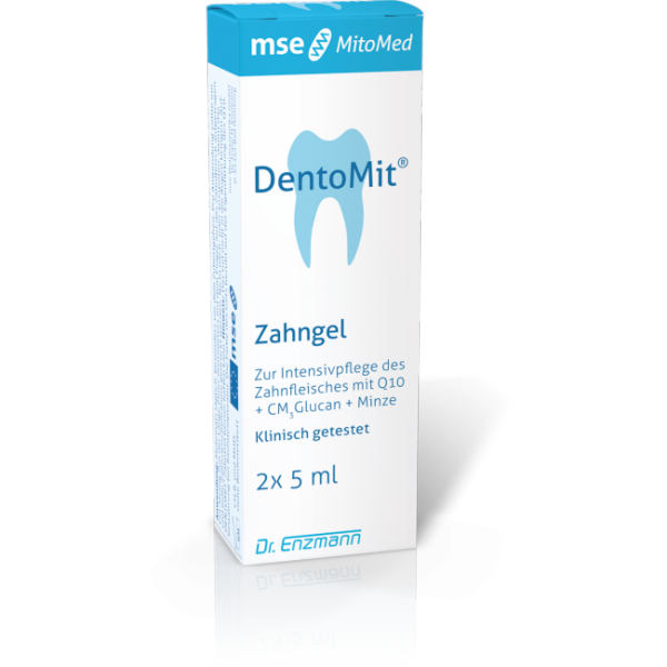 DentoMit® tooth gel - 2x5 ml