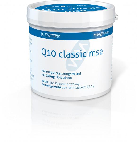Q10 classic mse - 360 Kapseln
