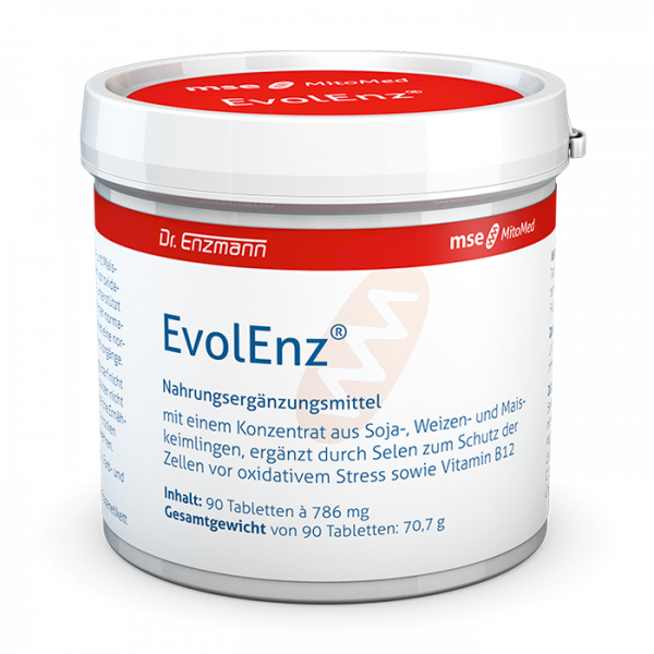 EvolEnz III mse - 90 tablets