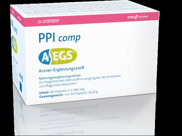 AEGS® PPI comp - 60 Capsules - PZN 17165455